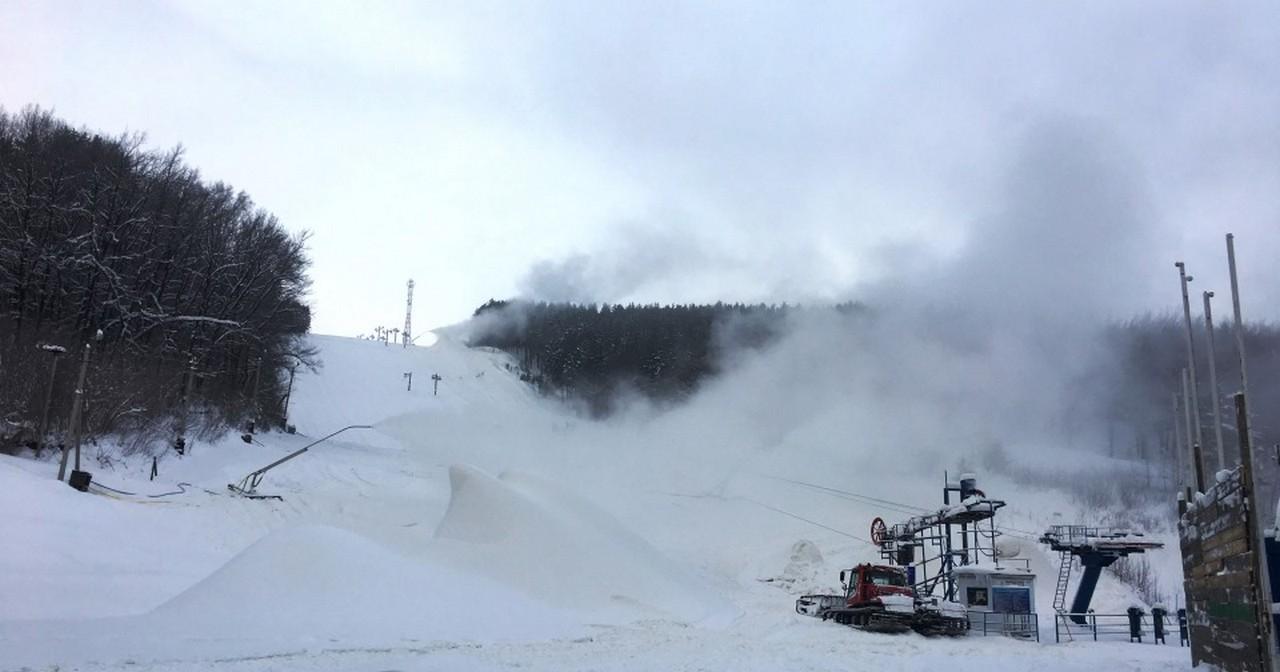 Подготовка к горнолыжному сезону